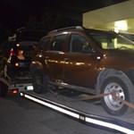 Belgiumban lopták el a tolvajok a Daciát, de a csengersimai rendőrök eszén nem tudtak túljárni