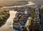 Karácsony Gergely látványos képekkel mutatja, milyen diákvárost szeretne a kínai egyetem helyett