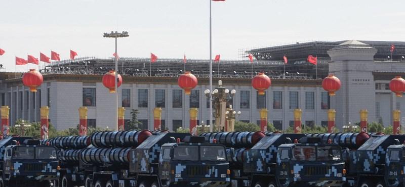 Lopott arzenállal tör világhatalomra a népi Kína