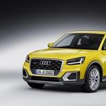 Bemutatkozik az Audi legkisebb városi terepes modellje