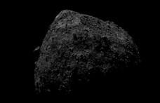 Lenyűgöző fényképet küldött haza a száguldó aszteroida körül keringő űrszonda