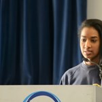Bátor beszédet tartott a 15 éves diák, rengetegen hallgatják