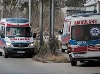 Lengyelországban a következő két héten tetőzhet a járvány