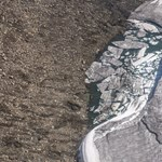 A klímaváltozás okozta 90 éve egy grönlandi gleccser drámai mértékű zsugorodását