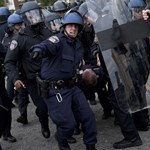 Ismét zavargások voltak Baltimore-ban