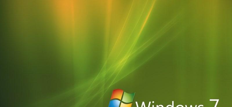Isten mód bekapcsolása a Windows 7-ben