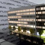 11 milliárdból építenek új irodaházat a Váci útra - látványterv