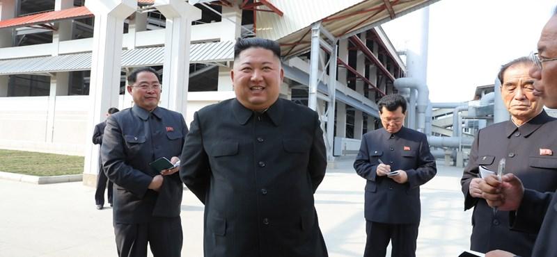 Több, mint három hete nem látta senki Kim Dzsong Unt