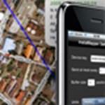 Nyomkövetés az  iPhone 3G-vel