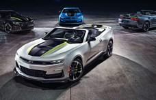 Villanyautós antitézis a Chevrolet új 10,4 literes benzinmotorja