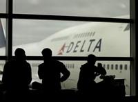 Vad turbulencia után kényszerleszállást hajtott végre egy Delta-gép