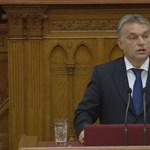 Orbán szavait máris törvénybe iktatnák