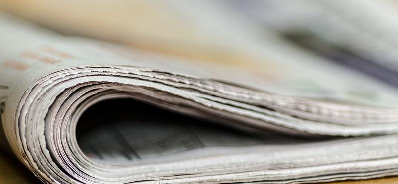 19 kormánypárti lap közölt egyszerre helyreigazítást