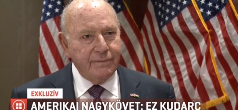 Kudarcként éli meg az amerikai nagykövet a CEU távozását