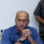 Bűnösnek találták a volt izraeli miniszterelnököt