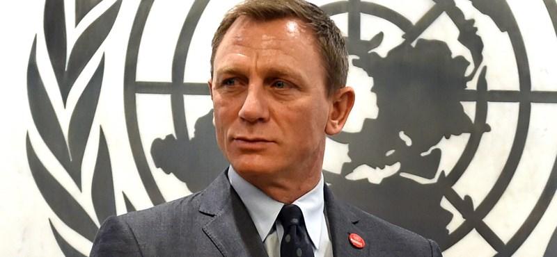 Újra Daniel Craig lehet Bond