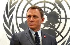 Sokadjára halasztják el az új James Bond-film bemutatóját