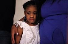 """""""Azt akarom, hogy mindenki tudja, mit vettek el a rendőrök"""" – megszólalt George Floyd gyerekének anyja"""