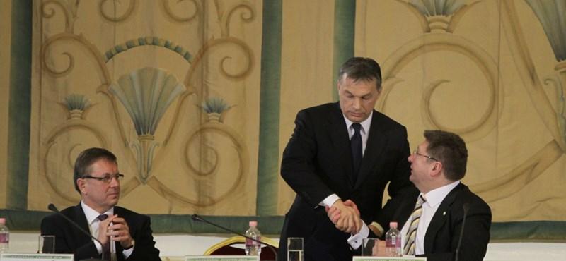 """Parragh a """"frontsebészetről"""" és Orbán Viktor kormányáról"""