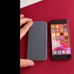 A kisebb telefonokra vágyóknak kedvezhet az iPhone 12-vel az Apple