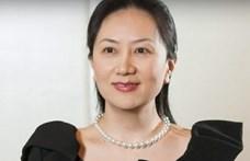 Huawei-ügy: Kína az igazgató szabadon bocsátását követeli