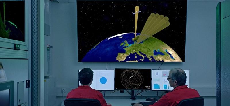 A németek 2000 km-ig (f)ellátva figyelik majd az űrbéli szemetet