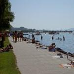 Két hónap alatt kétszázzal kevesebb bűncselekmény történt a Balatonnál