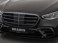 Kereken 500 lóerős az új Brabus Mercedes S-osztály