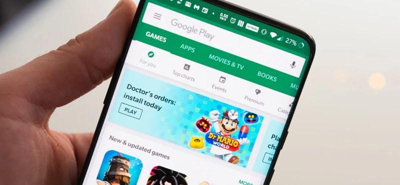 Androidos változás: új szabályok vannak a koronavírus miatt a Play áruházban