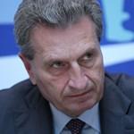 Oettinger üzent a kormánynak: az összes EU-pénzt elvehetik jogsértés esetén