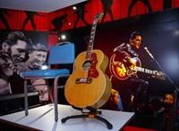 Karnyújtásnyira lesznek Elvis Presley relikviái