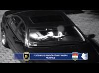 Térfigyelő kamerával szúrták ki a rendőrök a drogozó fiatalokat