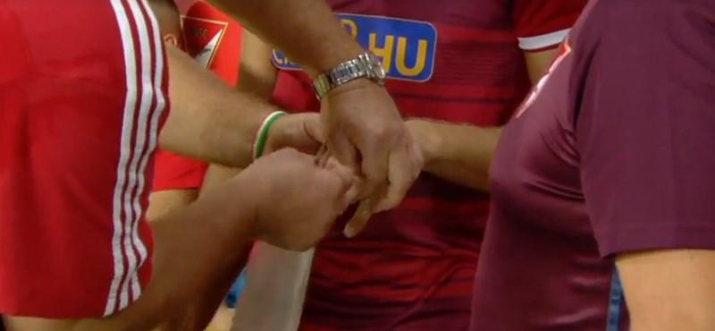 Gyűrűjéért veszni hagyná a szezonját a debreceni focista?