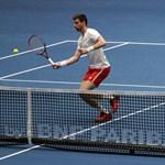 Davis Kupa: behozhatatlan előnyben a németek