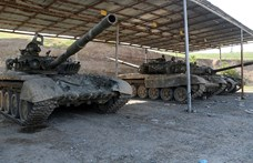 A washingtoni tárgyalás után is folytatódott a harc Hegyi-Karabahban
