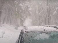 Kisebb havazás jön a hétvégén