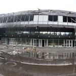 Felgyújtották a 2015-ös hokivilágbajnokság egyik helyszínét – fotók