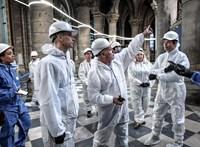 Megkezdődhet a Notre-Dame újjáépítése – nézegessen fotókat a jelenlegi állaptokról