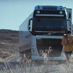 Itt az újabb ingyenes lehetőség, hogy bárkiből kamionsofőr legyen