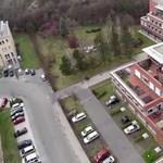 Videó: így repül a drón a HVG felett