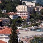 Luxus az Adrián: nyaralás Opatijában