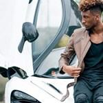 17 millió forintos büntetést kapott a Bayern focistája, mert a saját autóját használta
