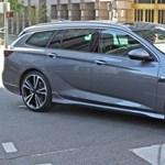 A képek alapján nagyot fog szólni az új Opel Insignia