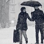 Ötven éve nem volt ilyen kemény tél Angliában