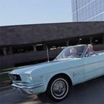 Előkerült az első értékesített Ford Mustang