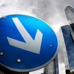 A Deutsche Bank beintett Amerikának
