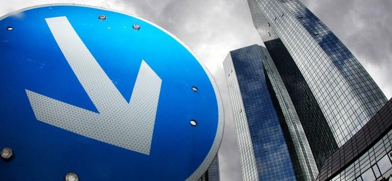 Minden ötödik emberét kirúghatja hamarosan a Deutsche Bank