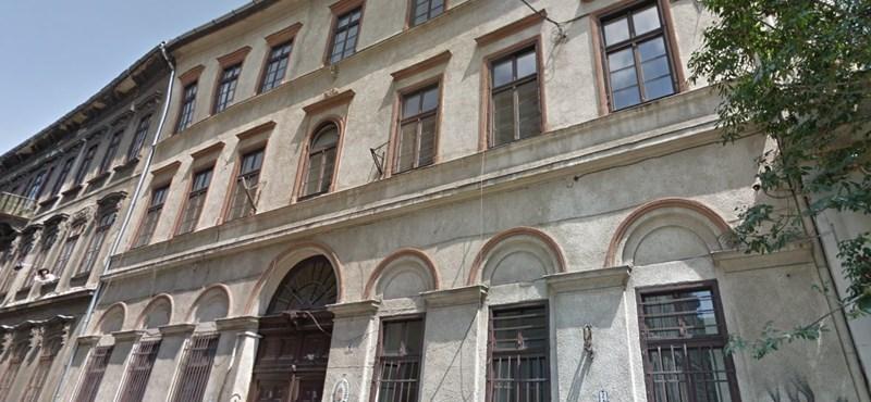 Befalazott emberi csontokat találtak egy VI. kerületi ház pincéjében