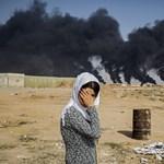 Orosz-török hadoszlop indult a szíriai válságövezetbe