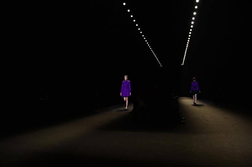 Milánó, Olaszország - Fashion Week